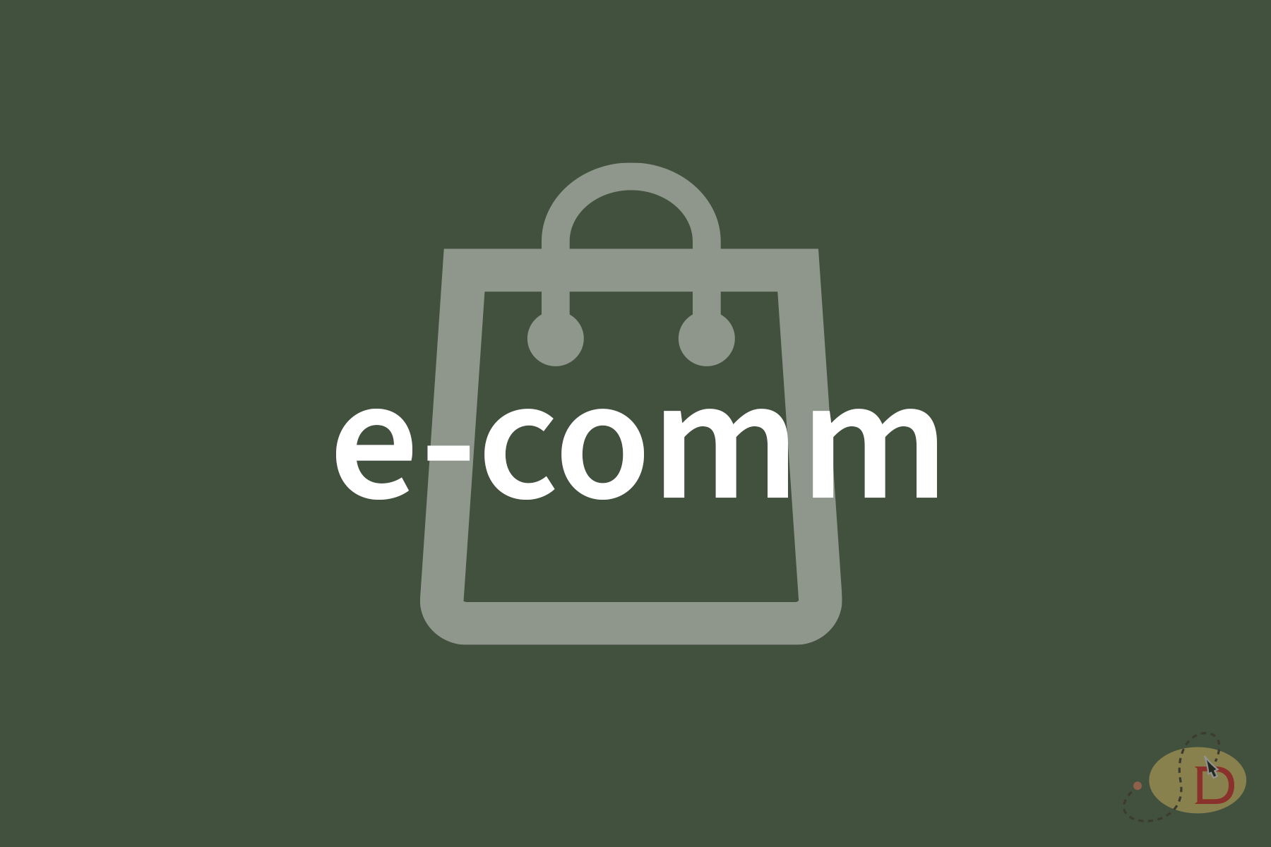 e-commerce Web page